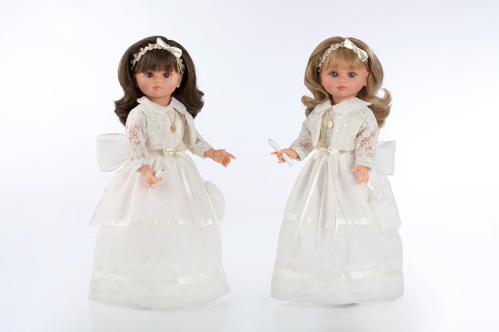 fotografía de producto profesional muñecas