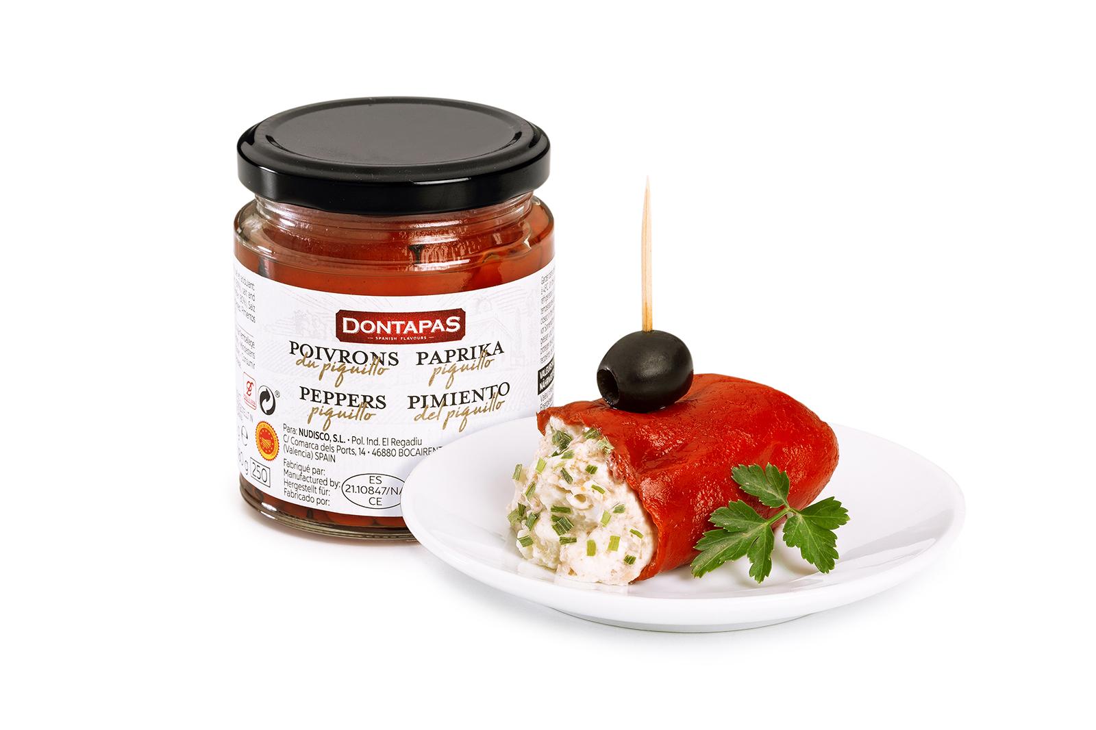 fotografía de producto profesional alimentos
